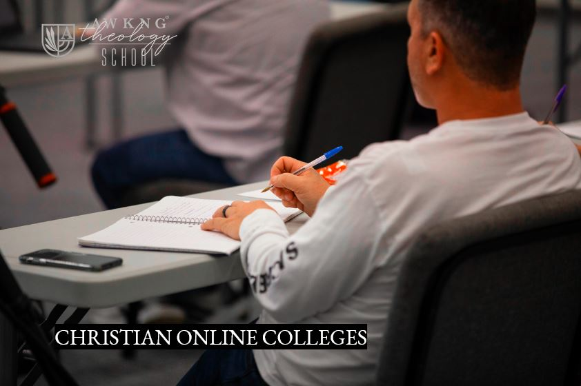 christian online colleges