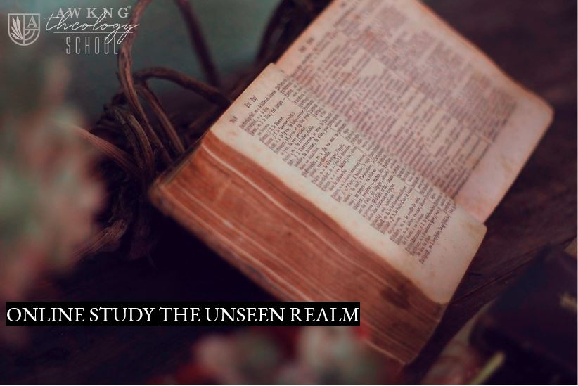 online study the unseen realm